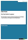 Die East India Company - Fabio Priano
