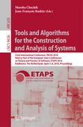 Tools and Algorithms for the Construction and Analysis of Systems - Marsha Chechik