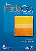 New Inside Out. Beginner. Student`s Book - Sue Kay