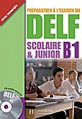 DELF Scolaire & Junior B1. Livre + CD audio + Transcription + Corrigés - Marion Mistichelli