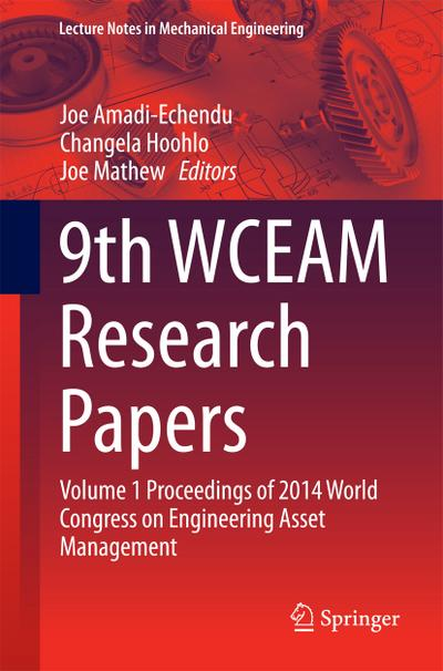 9th WCEAM Research Papers 01 - Joe Amadi-Echendu