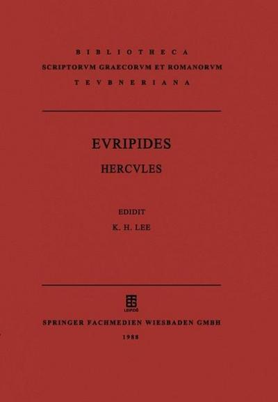 Evripides Hercvles - Euripides