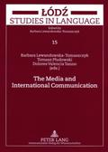 The Media and International Communication - Barbara Lewandowska-Tomaszczyk