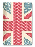 Collegetimer A6 Union Jack 2016/2017