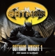 Batman - Gotham Knight, Der Mann in Schwarz, 1 Audio-CD - Batman