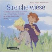 Streichelwiese, 1 CD-Audio - Marion Deister