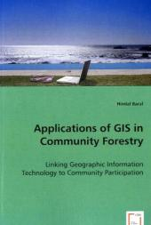 Applications of GIS in Community Forestry - Himlal Baral
