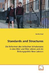 Standards and Structures - Sandra Kaul