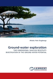 Ground-water exploration - Afolalu Felix Olugbenga