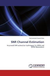 SNR Channel Estimation - Muhammad Fawad Khan