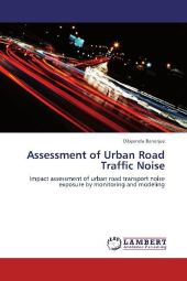 Assessment of Urban Road Traffic Noise - Dibyendu Banerjee