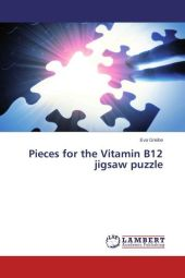 Pieces for the Vitamin B12 jigsaw puzzle - Eva Greibe