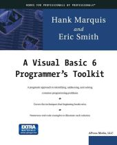 A Visual Basic 6 Programmer's Toolkit - Hank Marquis