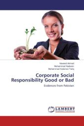 Corporate Social Responsibility Good or Bad