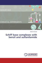 Schiff base complexes with benzil and sulfanilamide - Samra Kousar