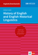 History of English and English Historical Linguistics - Andreas H. Jucker