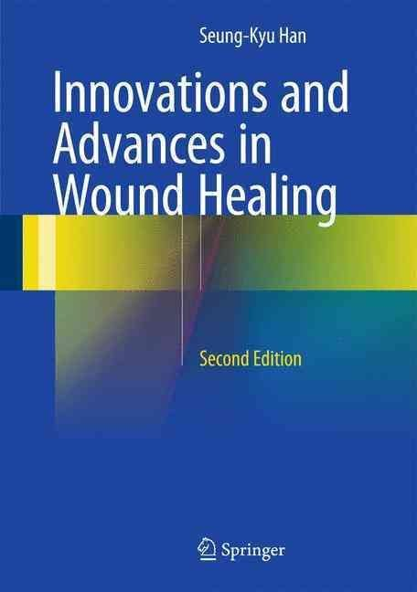 Innovations and Advances in Wound Healing 2015