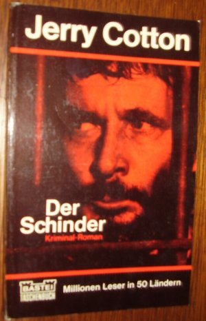 Der Schinder /Jerry Cotton