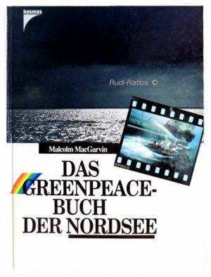 Das Greenpeace-Buch der Nordsee - MacGarvin, Malcolm