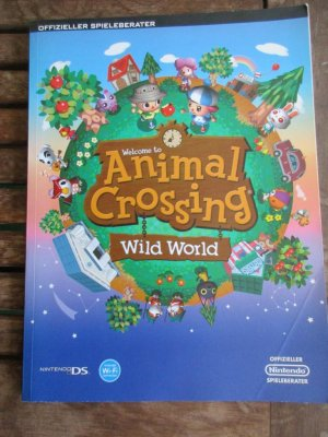 Welcome to Animal Crossing Wild World - Offizieller Spieleberater