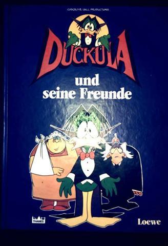 Duckula und seine Freunde (Originaltitel: Vampire Vacation) - Disney, Walt